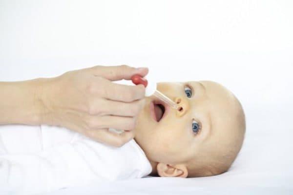 сколько длится насморк у новорожденных