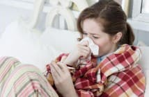 спрей от насморка при аллергии