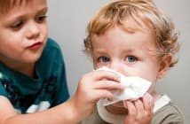 чем лечить густые сопли у ребенка