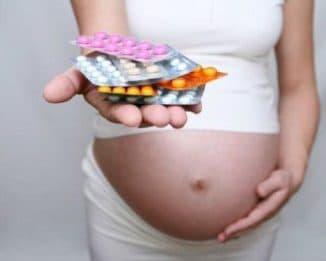 ангина на ранних сроках беременности