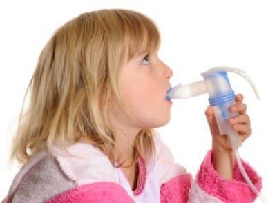 ингаляция для лечения лающего кашля