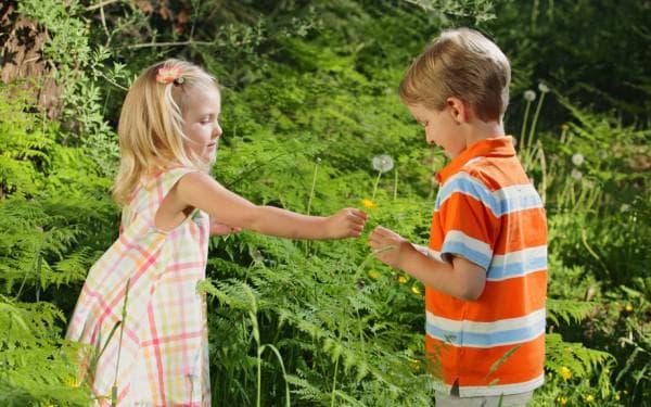 Ограничение контакта между детьми