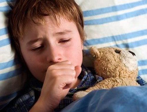 сухой ночной кашель у ребенка причины