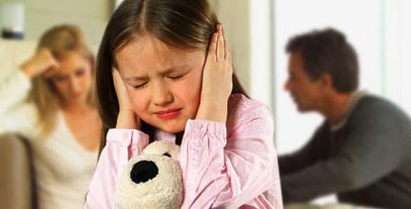 ребёнок подвергся стрессу и у него появился кашель