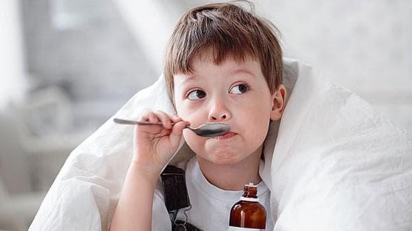 сухой кашель у ребенка долго не проходит