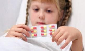 антибиотики для детей при кашле