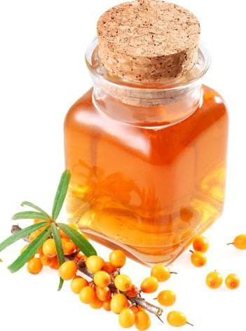 облепиховое масло для смазывания полости носа