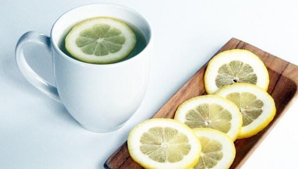 употребление лимона при болях в горле