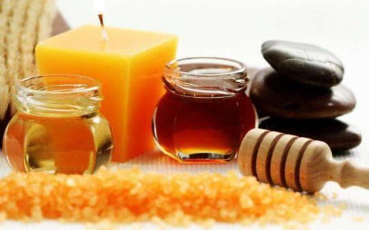 компресс из мёда