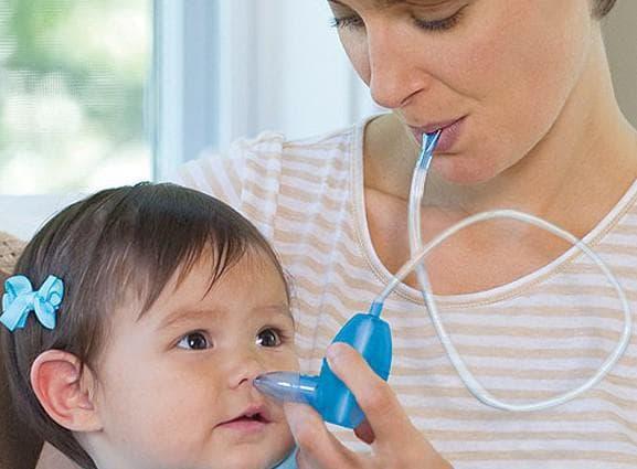 как промывать нос физраствором ребенку