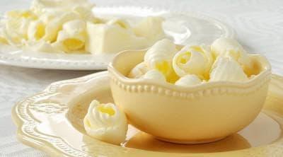 Сливочное масло как добавка к молоку от кашля