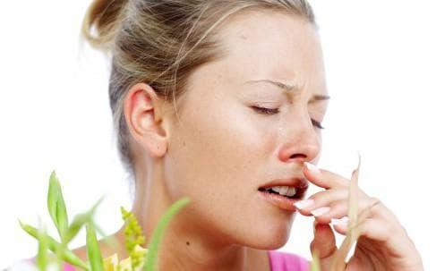 Аллергия причина кашля