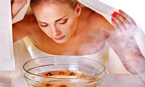 вдыхание влажных паров при фарингите у беременной