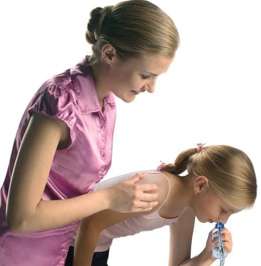 промывание носа солью от аденоидов у детей