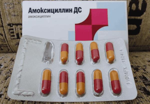 Как принимать амоксициллин при ангине у взрослых и детей