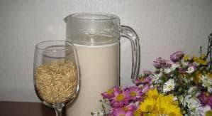 овёс и молоко от бронхита