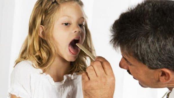 амоксициллин при ангине детям