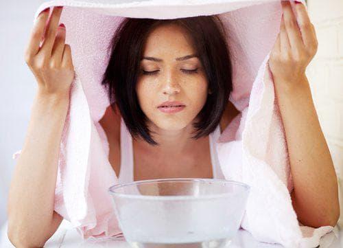 ингаляция для взрослых при простуде