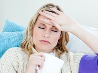 головная боль при гриппе
