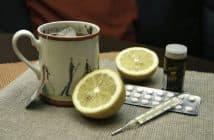 народные средства лечения гриппа и простуды