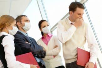 риск при заболевании гриппом ребёнком