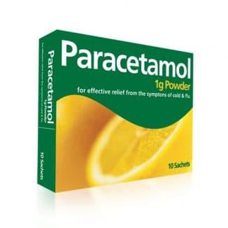 парацетамол для лечения