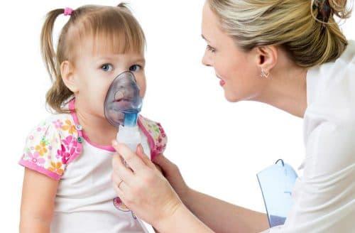 ингаляция для ребёнка