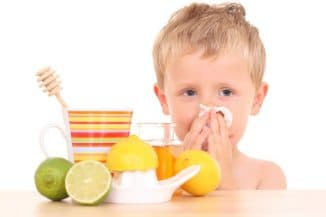 простуда у ребенка 1 год