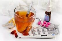 как правильно принимать парацетамол при простуде