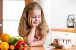 у ребенка должна быть особая диета
