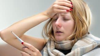 как быстро снять симптомы простуды