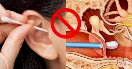 повреждение перепонки в ухе