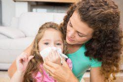 не дышит нос у ребенка