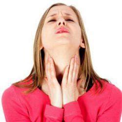 кашель при щитовидке, как определить заболевание