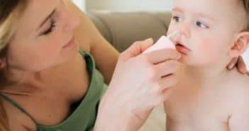 ребенок плохо дышит носом ночью соплей нет