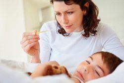 простудные инфекции у ребёнка