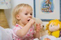 у ребенка по утрам мокрый кашель