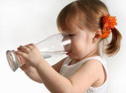 питьё для ребёнка