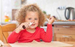 закапывание носа у ребёнка