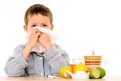 простудные заболевания у ребёнка