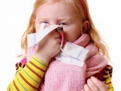 паталогия носа у ребёнка