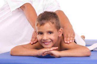 техника дренажного массажа для детей при кашле
