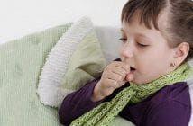 у грудничка сухой кашель без температуры