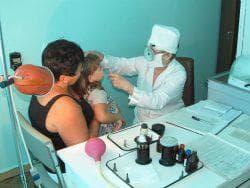 пункция миндалин у детей