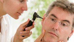 чистка уха взрослого