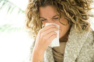 катаральный хронический насморк