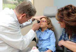 перелом носа у ребенка