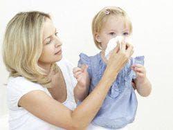 аллергический ринофарингит у детей