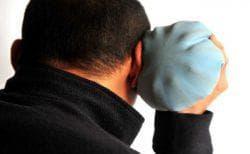 прогревание уха грелкой