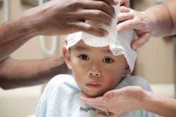 сотрясение мозга у ребёнка